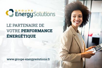 Groupe EnergySolutions et ses filiales en efficacité énergétique